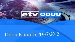 Oduu Ispoortii Afaan Oromoo 19/07/2012 |etv