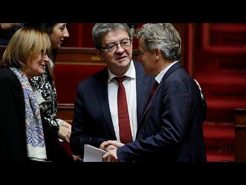 Frankreich: Regierung droht Misstrauensvotum linker O ...