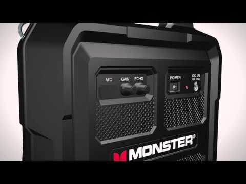 Rockin' Rambler Wireless Speaker | Monster® Audio