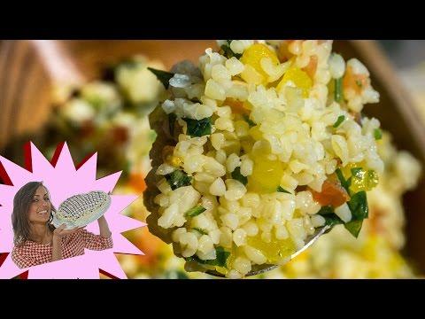ricette vegan - tabbouleh