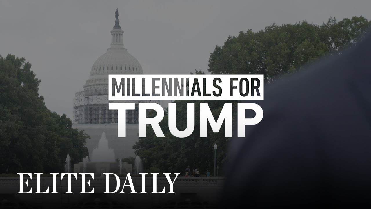 This Is How Millennial Republicans Really Feel About Donald Trump