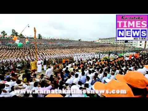 70th Independence Day Celebration  in Alvas Moodbidri