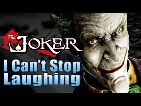 Arkham Joker Laugh Laughing The Joker Song