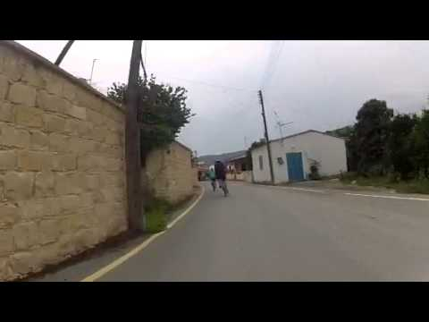 Close call cycling cyprus (видео)