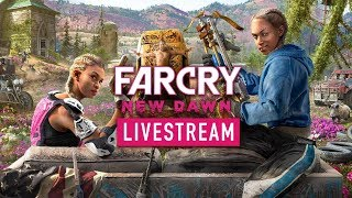 Far Cry New Dawn Livestream with Chastity and Ben