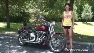 8. Used 2004 Harley Davidson Softail Springer Motorcycles for sale - Tarpon Springs, FL
