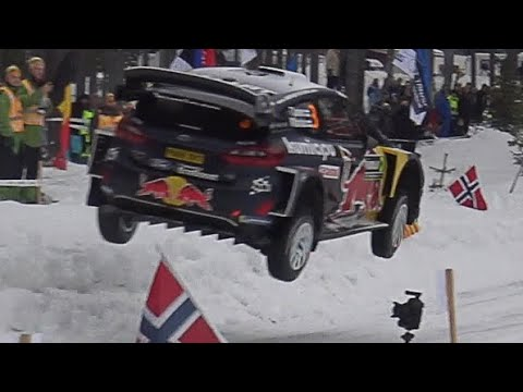 Rally Sweden 2018 - Highlights | Moments & action!