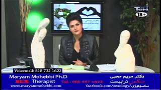 Maryam Mohebbiعطرهای  سکسی مردانه برای جلب زنان