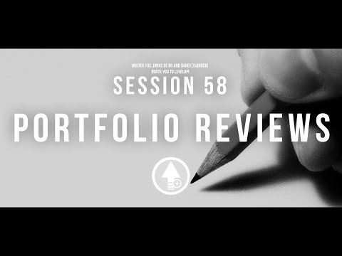 level up - LEVEL UP! PORTFOLIO REVIEWS TIME This week we are going to do some portfolio reviews! Many of you (our subscribers, followers, group members) send us message...
