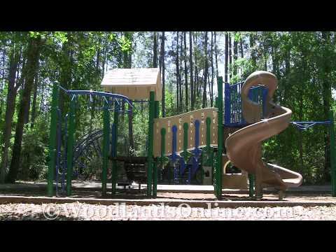 Alden Bridge Park - The Woodlands