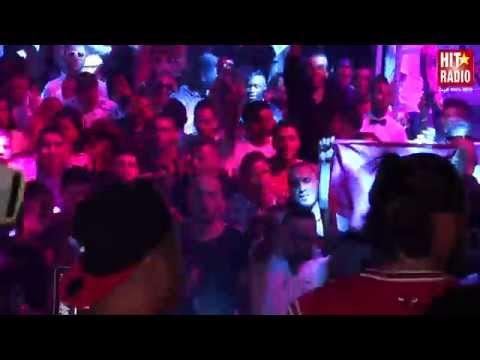 """Live """"Déconnectés"""" de DJ Hamida au Pacha Marrakech avec HIT RADIO - 2014"""