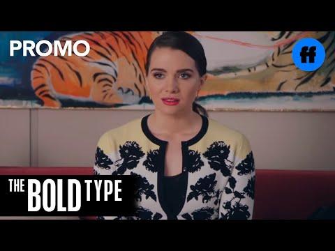 "The Bold Type   Season 2, Episode 3 Promo: ""The Scarlet Letter""   Freeform"