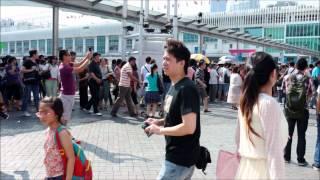 Timelapse - Tsim Sha Tsui 尖沙咀