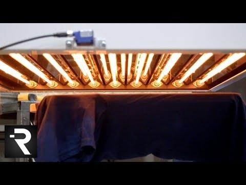 Introducing The HotROQ Quartz Flash for Screen Printing