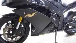 9. 2008 Yamaha YZF-R1 Raven @ iMotorsports 8522