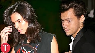 Kendall Jenner and Harry Styles BACK TOGETHER? Supermodel Cheers On Ex Boyfriend At LA Concert