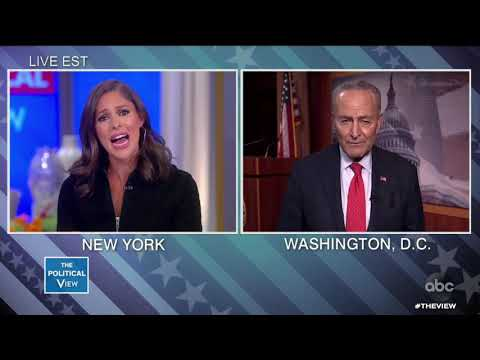 """The View's Huntsman Dems Said Impeachment Was """"Urgent"""" & """"Dire"""" But Allowed """"Standstill For 3 Weeks"""""""