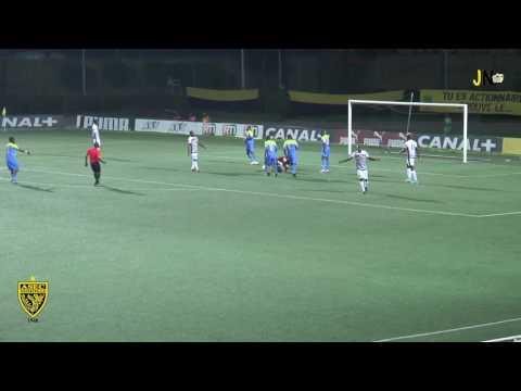 18e journée de ligue 1 SC Gagnoa - ASEC Mimosas résumé