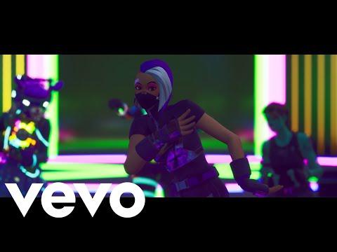 Travis Scott & Drake - Like A Light (Official Fortnite Music Video) | SICKO MODE