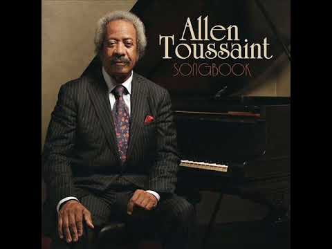 The most sampled artist ever the late great Allen Toussaint