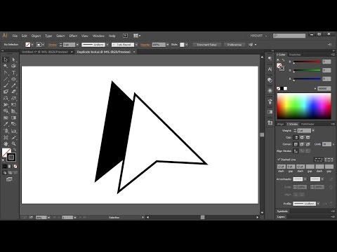 How to Copy and Paste an Object in Adobe Illustrator - Quick Tips