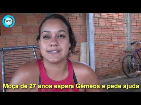Jales - Uma jovem mãe de 27 anos espera gêmeos e com gravidez de risco pede ajuda.