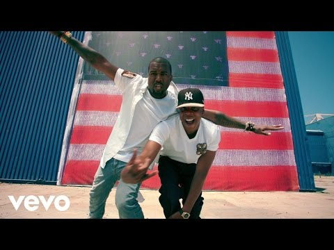 Music Video: Jay-z and Kanye West – Otis