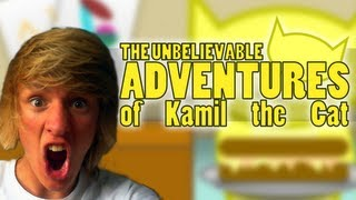 The Unbelievable Adventures Of Kamil The Cat!