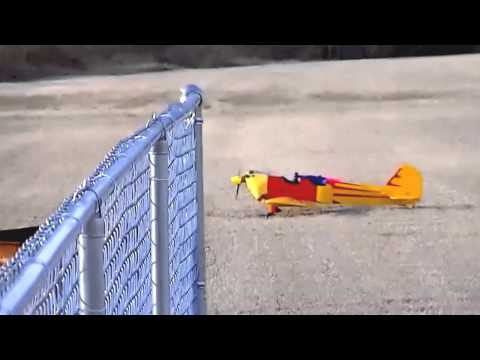 Flight Funny Accident Video