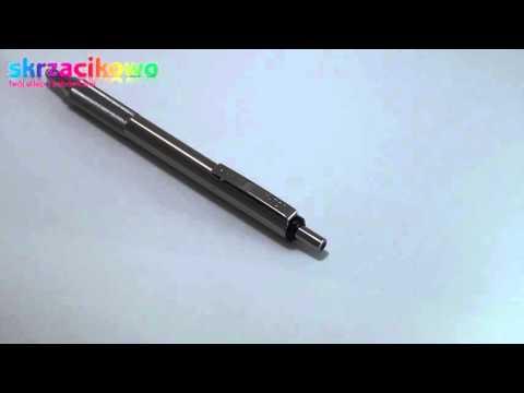 Długopis Zebra F701 japońska produkcja