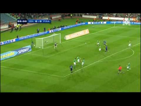 Lassana con la Selección Francesa