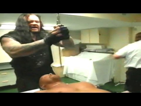 10 Times The Undertaker Attempted Murder In WWE
