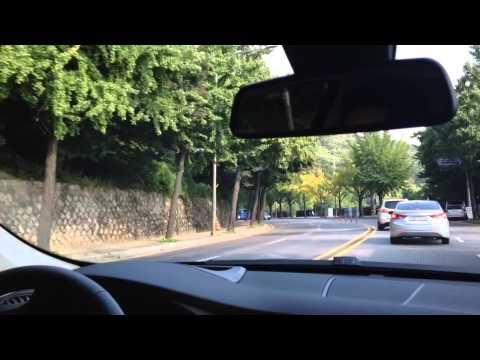 Bmw5gt Driving