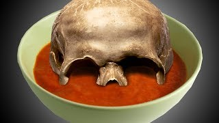 Watch more Murder HERE: http://bit.ly/SarkMurder ◅ Though I walk through the valley of the shadow of soup, I will fear no soup: ...
