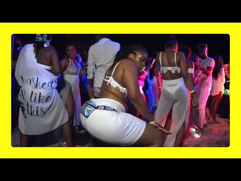Shaking Sweet [Big Phat Fish Part 1] Spring break all white miami uber trinidad carnival 2019