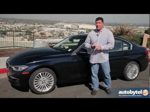 2012 BMW 3 Series Sedan: Video Road Test and Review