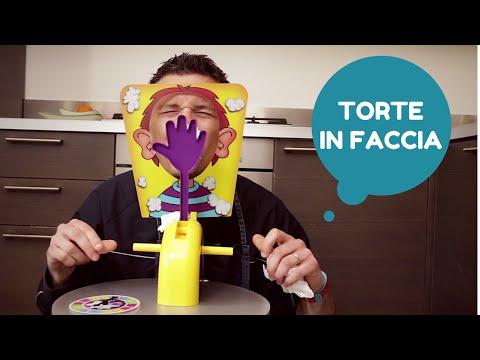 TORTE IN FACCIA: gioco divertente perfetto per festa per bambini!