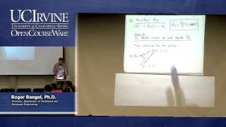Engineering MAE 130A. Intro to Fluid Mechanics. Lecture 14.
