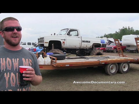Mud Trucks Gone Wild - Michigan Mud Jam