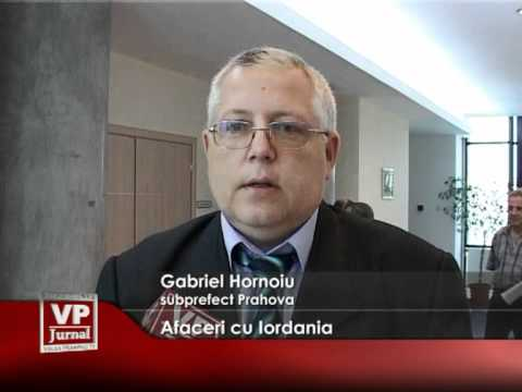 Afaceri cu Iordania