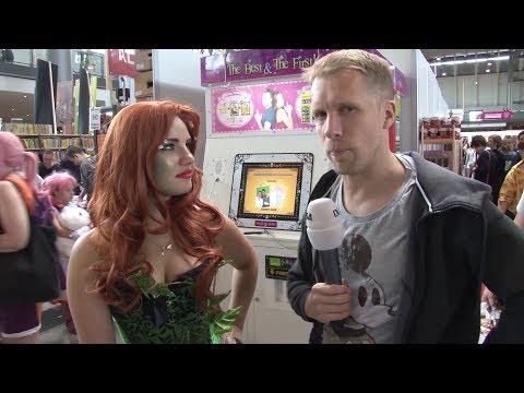 Comic Con Germany 2017: Oliver Pocher Unterwegs