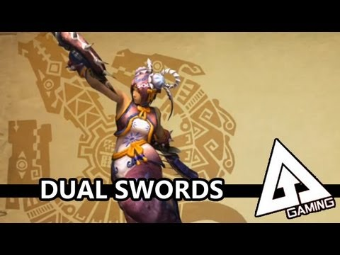Monster Hunter 3 Ultimate Dual Swords Tutorial