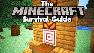 Target Blocks! • The Minecraft Survival Guide (Tutorial Lets Play) [Part 325]
