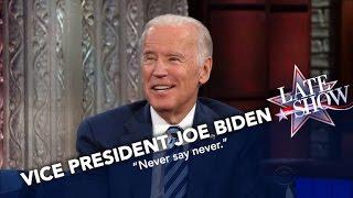 Video VP Joe Biden On Running In 2020: Never Say Never MP3, 3GP, MP4, WEBM, AVI, FLV Oktober 2018