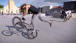 BMX Street Shredding w/ Viki Gomez and Bert Ribul by Red Bull
