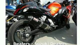 3. 2013 Suzuki Hayabusa 1340 - Specification and Info