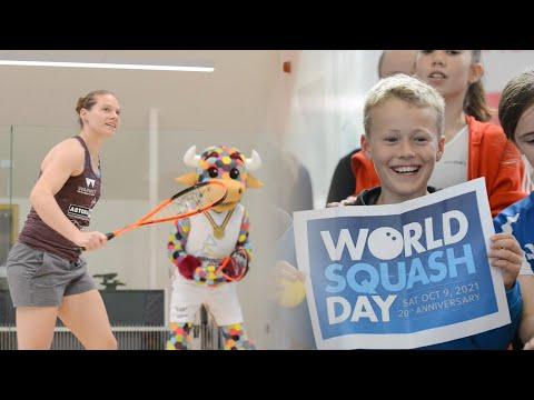 World Squash Day with Squash United by Birmingham 2022