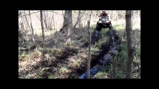 9. Arctic Cat 500 4x4