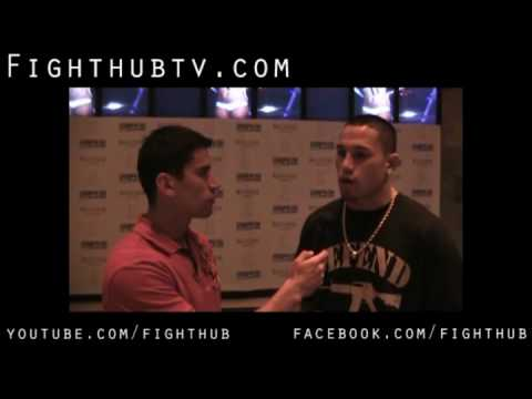 Brad Tavares talks Future and is he a TUF 11 season finalist?