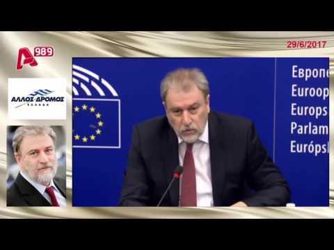 Ο Νότης Μαριάς για τους συμβασιούχους των ΟΤΑ και για τα αποτελέσματα του Eurogroup